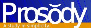 Logo prosody