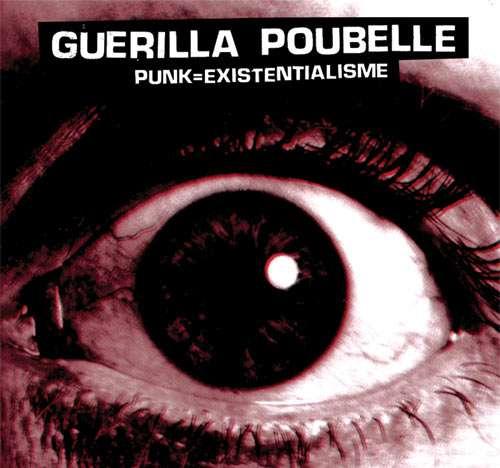 Pochette Punk = Existentialisme