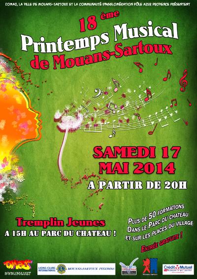 Printemps Musical 2014