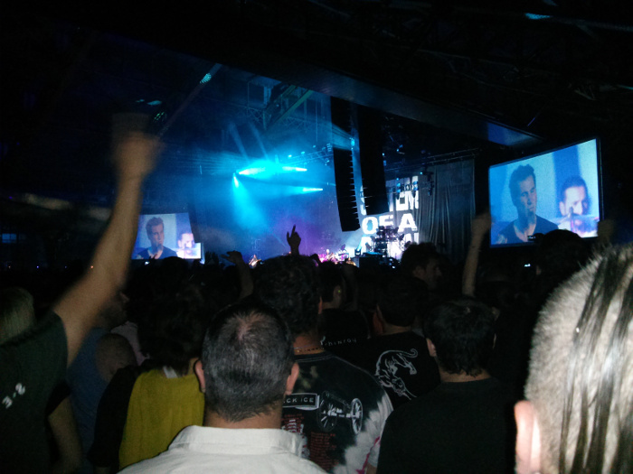 Concert System of a Down 2015 Lyon