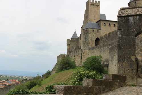 Carcassonne - fortifications
