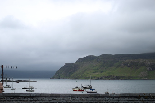 Le port de Portree