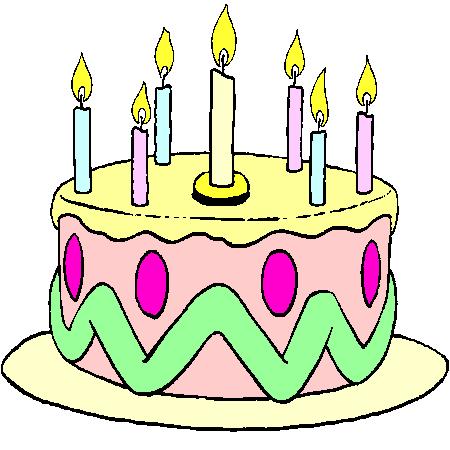 gateau anniversaire 7 ans fille | jackshite